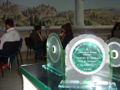 Burraco – Torneo in coppia 08-09-2002 – Foto