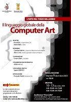 2003 dicembre 09/13  – Il linguaggio globale della Computer Art – 01