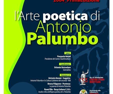 2004 novembre 23 – Nel cassetto delle memorie 02 – Antonio Palumbo (Catanzaro)