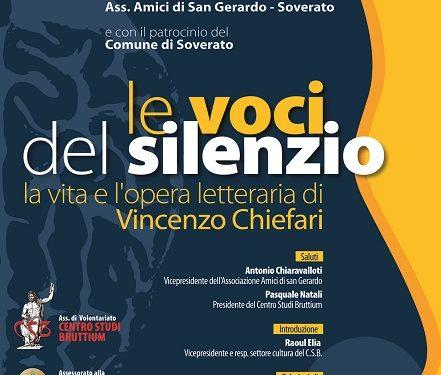 2004 novembre 14 – Nel cassetto delle memorie 01 – Vincenzo Chieferi (Soverato)