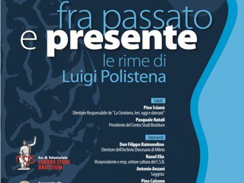 2004 novembre 26 – Nel cassetto delle memorie 03 – Luigi Polistena (Mileto)