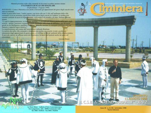 1998 – LA CIMINIERA 06 – ANNO III