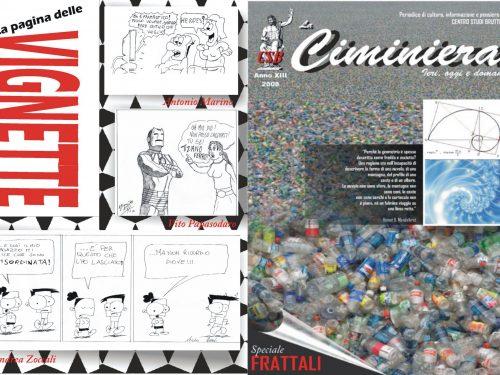 La Ciminiera 2008 – Anno XIII – n.ro Unico