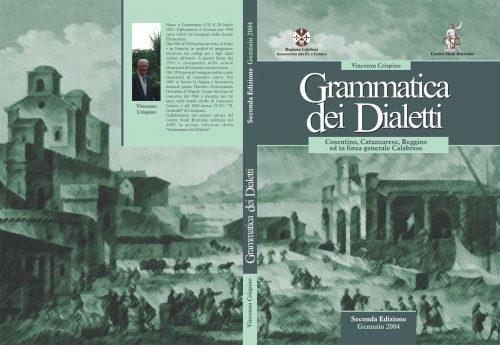 Grammatica dei dialetti 2° edizione 2004