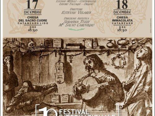 1° Festival Internazionale di Musica Antica – 1999